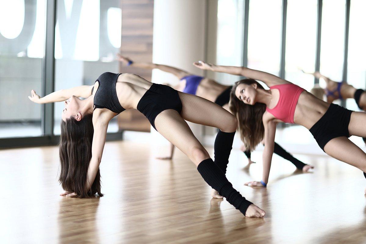 Танцы картинки уроки